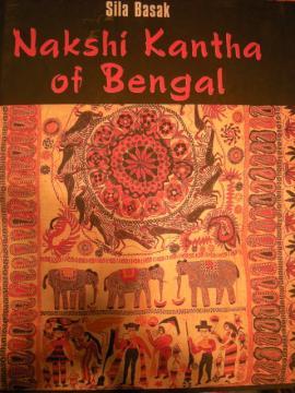 Nakshi Kantha of Bengal