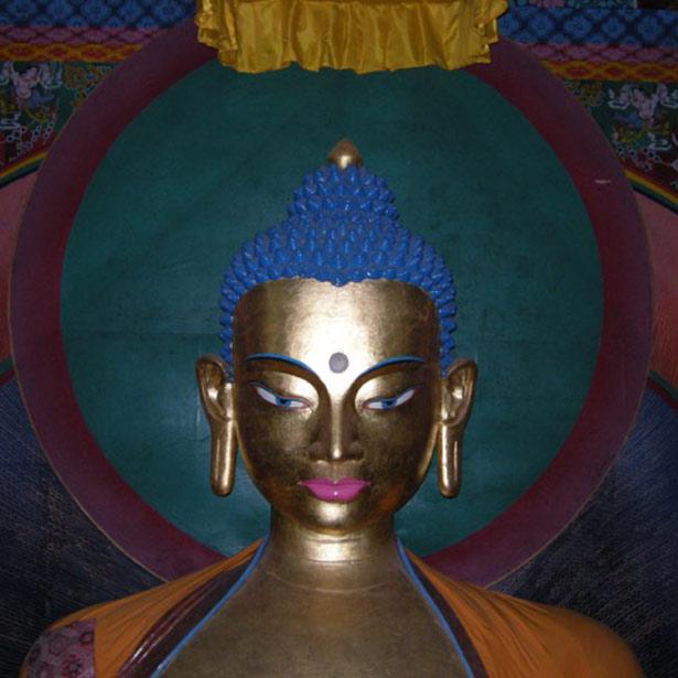 Stauta-del-Buddha